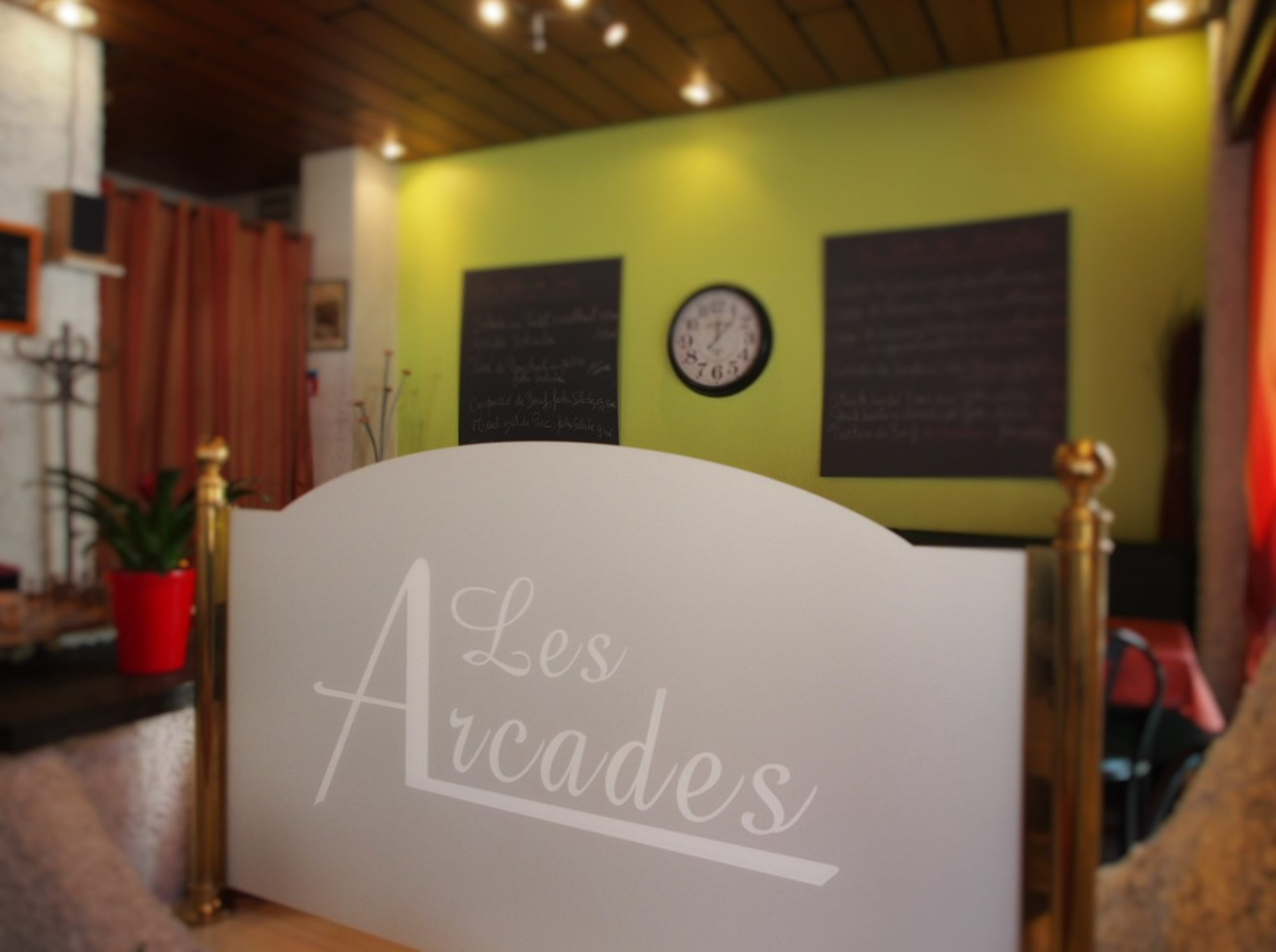 Les Arcades, entre Saveurs et musiques